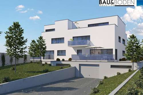 Urfahr - Zentrumslage mit Baugenehmigung