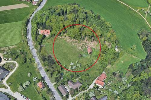 Grundstück in bester Lage am Pöstlingberg