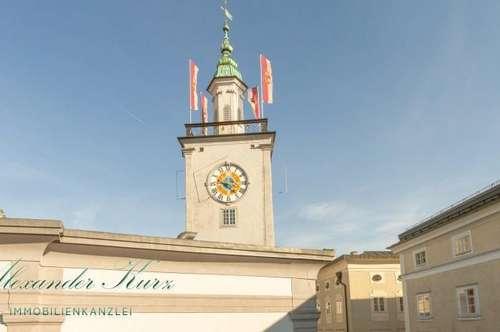 Büro im Herzen von Salzburgs Altstadt