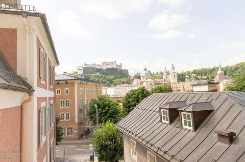 Großgarconniere mit tollem Ausblick in Salzburg