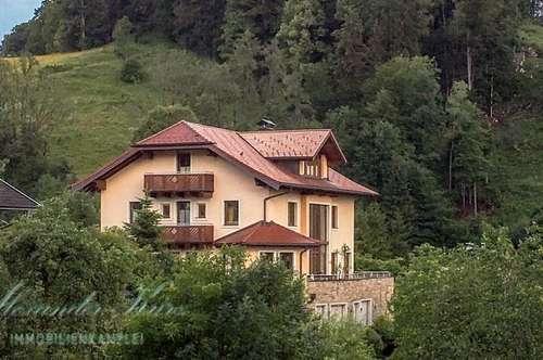 Villa in traumhafter Aussichtslage am Dürrnberg