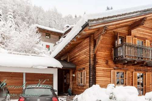 Perfekt ausgestatteter Zweitwohnsitz in Hinterglemm