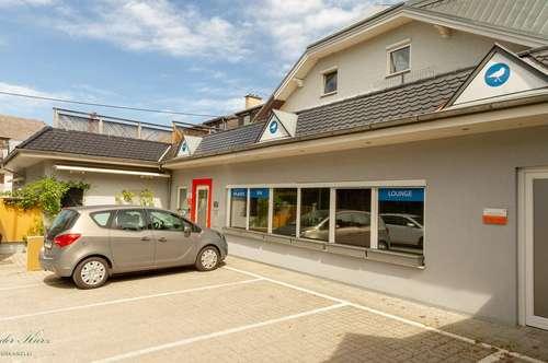 Wohnhaus mit Gastronomienutzung in Salzburg-Maxglan