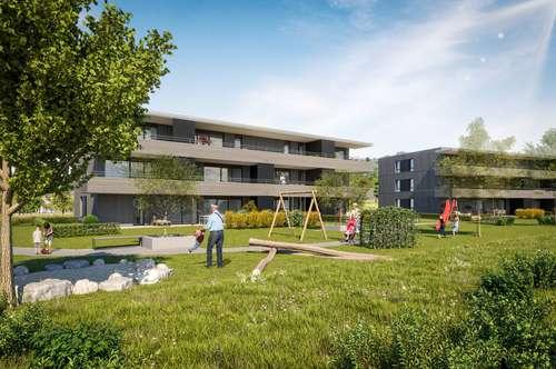 2-Zimmer-Wohnung mit großer Terrasse I Top B05