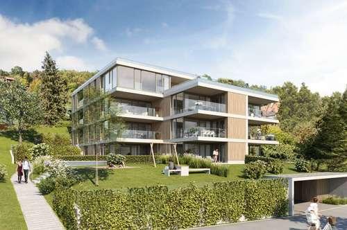 Beste Wohnlage: helle 4-Zimmer-Terrassen-Wohnung I Top 04