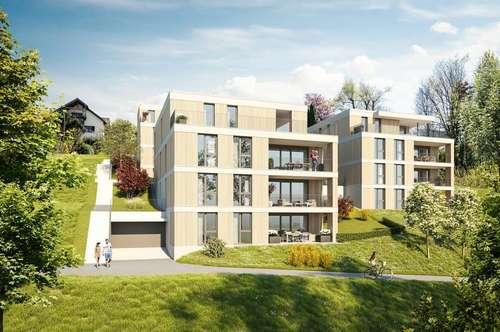 Großzügige 3-Zimmer-Wohnung mit Weitblick I Top C04