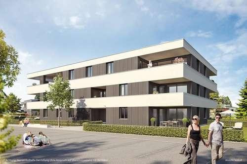 Anleger aufgepasst: 2-Zimmer-Terrassen-Wohnung I Top 06