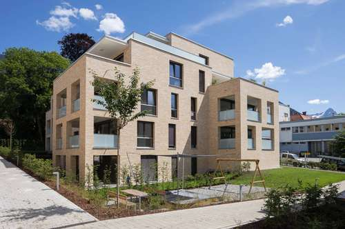 Helle 3-Zimmer-Wohnung mit großzügiger Westterrasse I Top E14