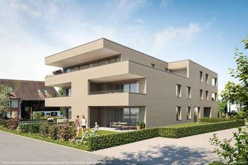 Altenstadt Zentrum: Gut eingeteilte 3-Zimmer-Wohnung mit Terrasse I Top 07
