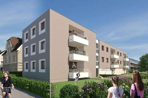 Helle 3-Zimmer-Gartenwohnung I Top 01