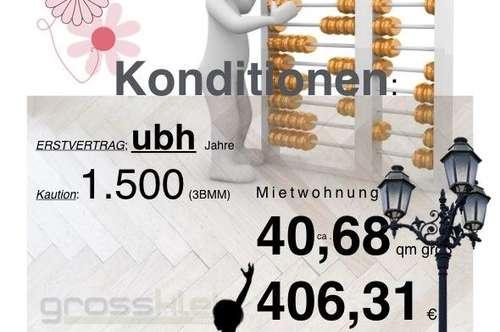 Süßes Kleinod  Bruttomiete 406,31 EUR  im Zentrum von Feldkirchen