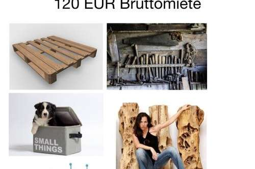 ...Lager... Hobbyraum ... Aktenstauraum  & Staubtrocken, 120 EUR , Pauschalmiete