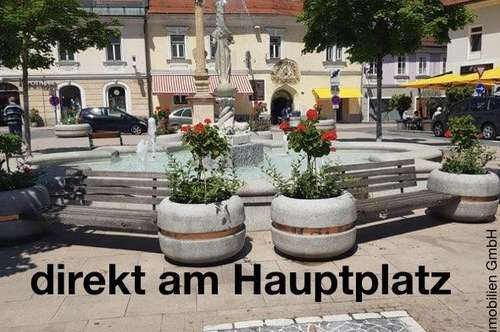 Lässige Wohnung -  Bruttomiete 430,30 EUR  im Zentrum von Feldkirchen