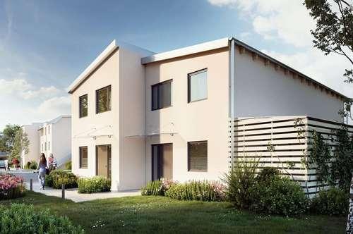 Fertigstellung 2019 - Doppelhaushälft für die Familie