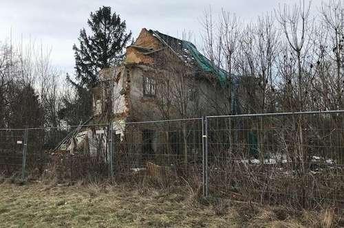Landwirtschaftliches Grundstück mit Abrisshaus  in Schiedlberg