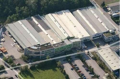 Top Büroflächen mit ausreichend Parkplätzen an der B1 zu vermieten!