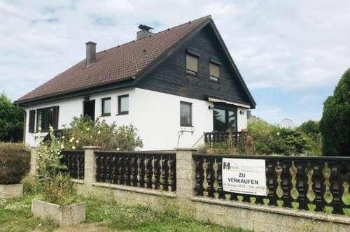 Einfamilienhaus in Grünwohnlage!