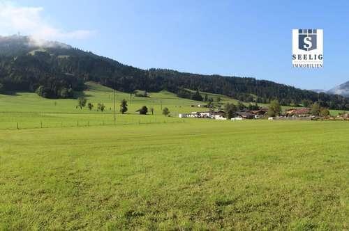 Großes Anlegergrundstück im Skigebiet