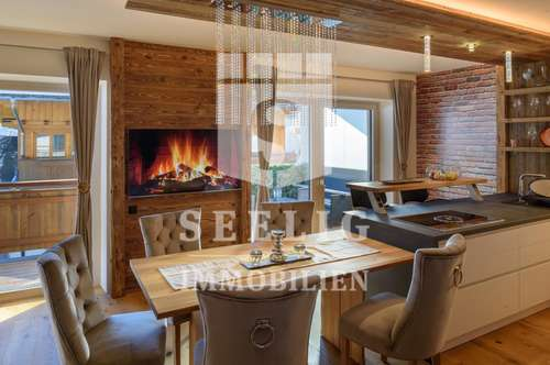 """Wunderschöne voll eingerichtete Eigentumswohnung in zentraler Lage """"Crystal Kaiser Suite"""""""