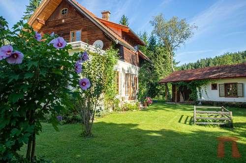 Historisches Landhaus mit Charme