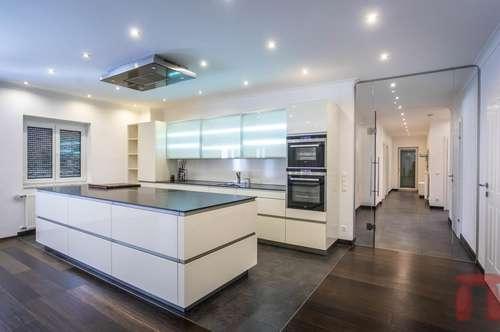 Individuelle, luxuriöse,geräumige 4 Zimmerwohnung in See- und zentrumsnaher, ruhiger Lage