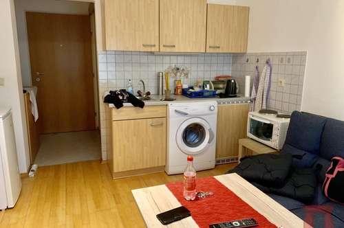 Schöne, gut aufgeteilte 1-Zimmer Wohnung auf der Hungerburg. (Balkon, Autoabstellplatz, Keller)