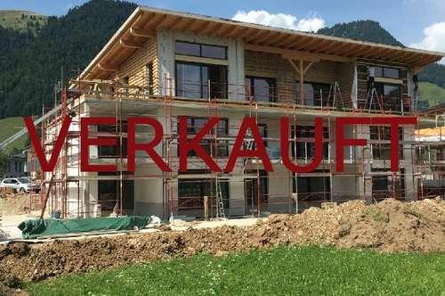 NEUBAU-3 Zimmerwohnung in Walchsee Top B6