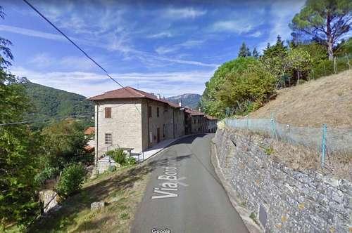 Renovierungsbedürftige Wohnung in der Nähe von Florenz