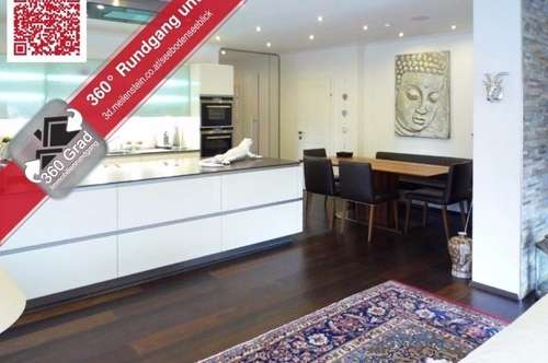 Exclusiver Wohntraum mit Penthouse-Charakter