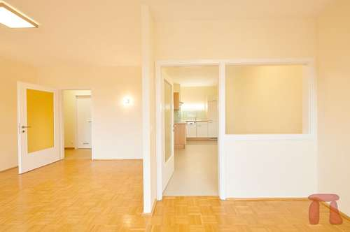 Klagenfurt West- neu renovierte 3 Zimmerwohnung in Ruhelage und Innenstadtnähe
