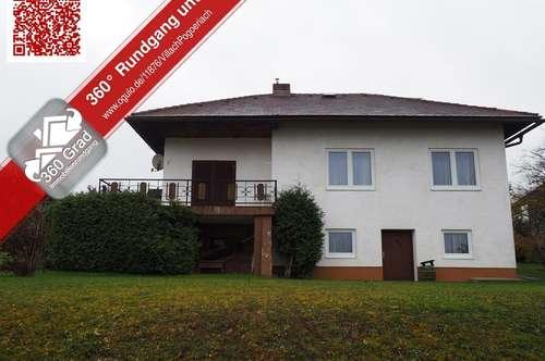 Villach Pogöriach: Schönes Einfamilienhaus mit Potential