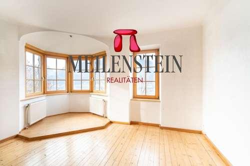 Stilvolle 3 Zimmer-Altbauwohnung über den Dächern von Schwaz