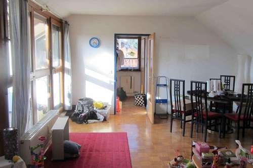 3 ZW ca.70 m2 mit Terrasse + Garage + Bergblick in Wals !