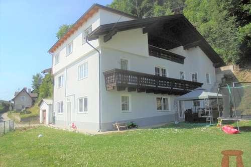 Saniertes Mehr -oder Großfamilienhaus mit drei Wohnungen á 88m² - 133 m² - 128 m² einzeln oder gesamt
