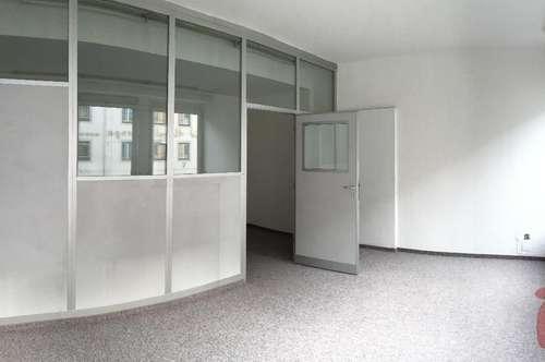 Zentrales Kleinbüro