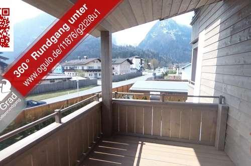 Schöne Terrassenwohnung mit touristischer Widmung