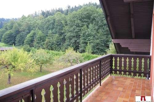 Ruhiges, gemütliches Wohnen in Waldrandlage