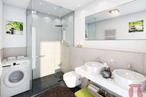 Heute kaufen, Ende 2020 bezahlen: 2,5-Zimmer-Wohnung mit Loggia