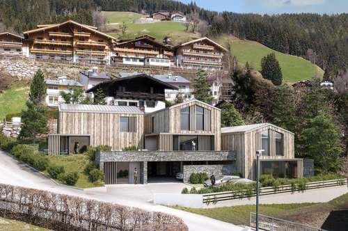 DESIGN-CHALETS in Zell am See
