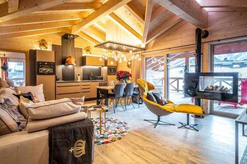 Alpen Appartementhaus