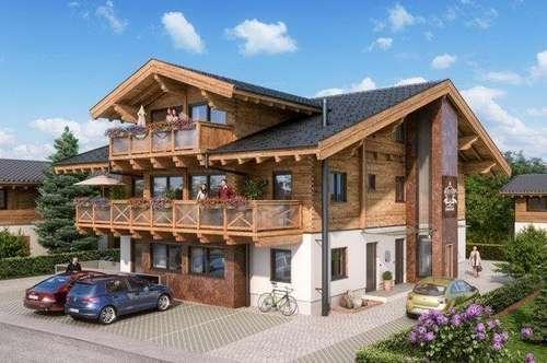 Alpen Appartement - Touristische Nutzung