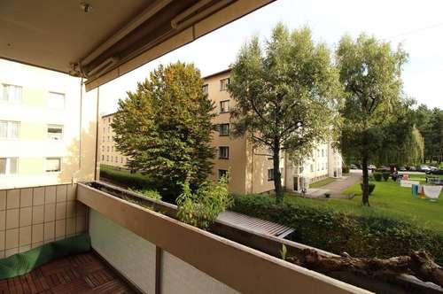 Wohnung mit Südbalkon in zentraler Lage