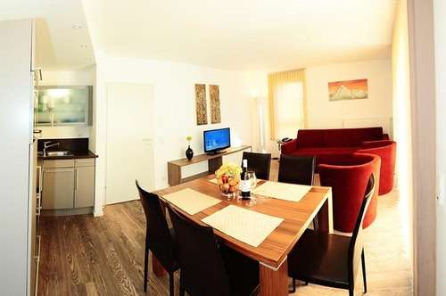 Appartement in Kaprun