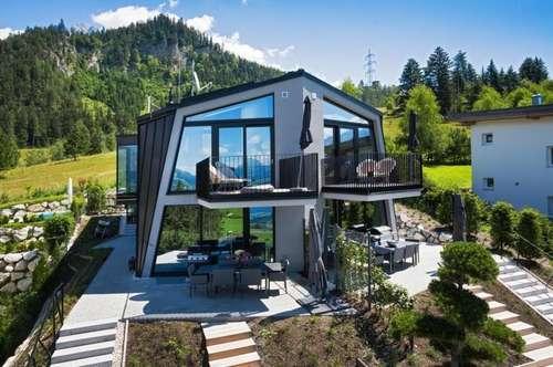 Luxus-Doppelhaushälfte in Panoramalage zu mieten