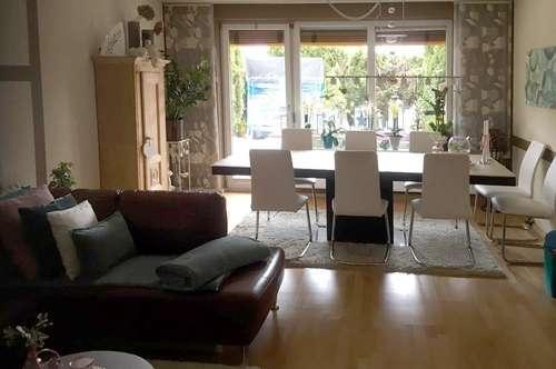 Maisonette-Wohnung in Zell am See/Schüttdorf mit Garten!