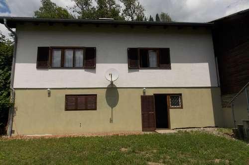 Velden Nähe - Einfamilienhaus mit großem Grundstück und Gartenhaus