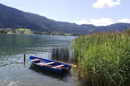 Sonnige SEEliegenschaft am Ossiacher See