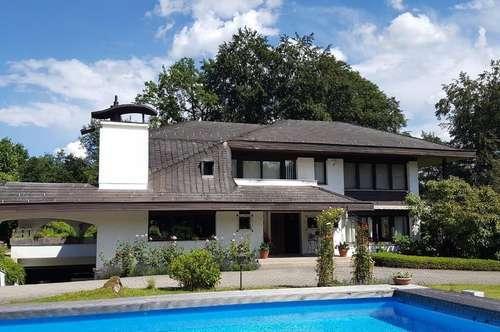 Großzügige Architekten-Landhaus-Villa in Velden