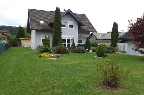 Nähe Villach - Ruhelage - 6 Zimmer Villa mit Pool und Garten