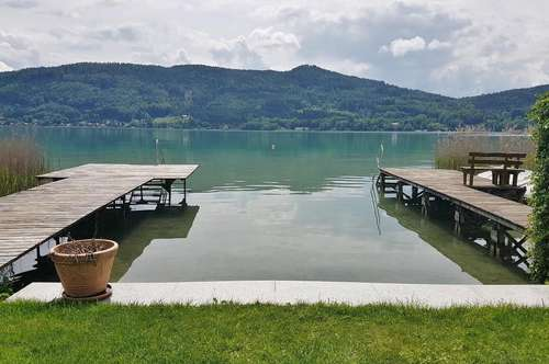 Wörthersee Nordufer - Investment in SEE-Wohnung